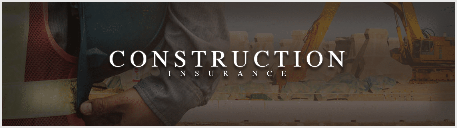 What You Need To Know About Construction Insurance Image