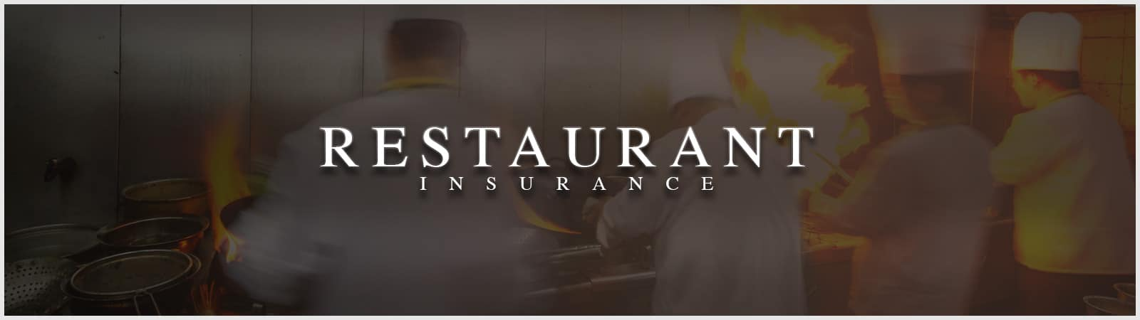 What You Need To Know About Insurance For Restaurants